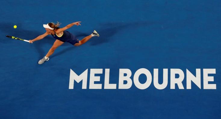 Australian Open: Napi 30 ezer néző előtt rendeznék meg a tornát