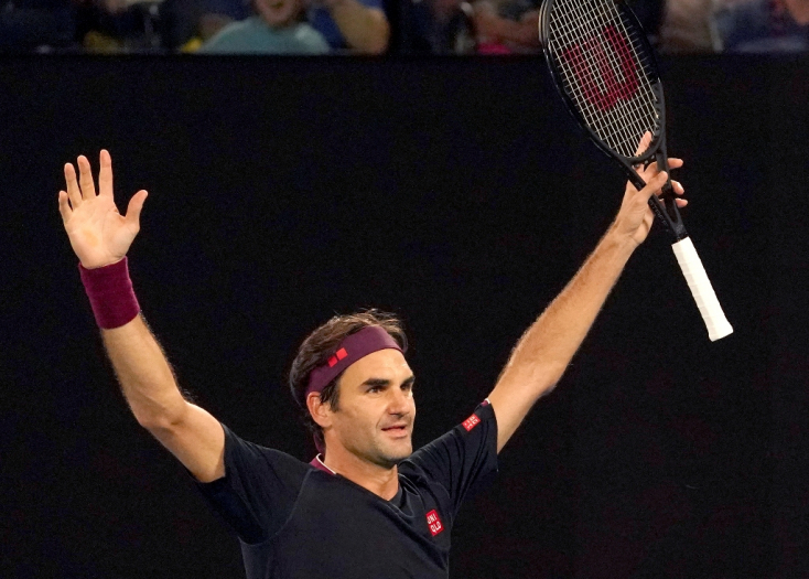 Australian Open: Fucsovics szettelőnyről kikapott Federertől