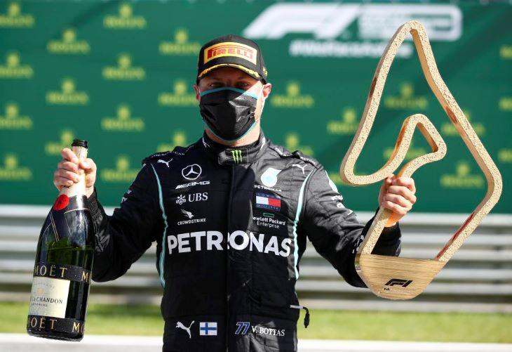Bottast és Leclercet dicsérte a nemzetközi sajtó a Forma-1-es Osztrák Nagydíj után