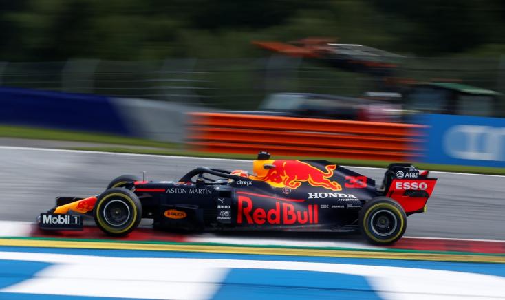 70. évforduló Nagydíja: Verstappen nyert Silverstone-ban