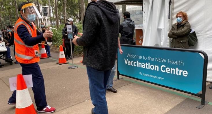 Ausztráliában a korlátozások ellenére emelkedik anapifertőzöttekszáma