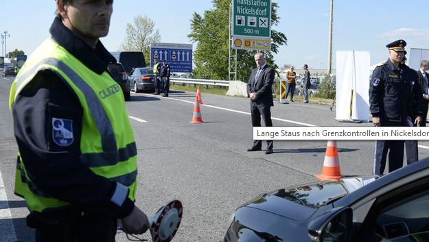 Rendőrök közé hajtó embercsempész tűnt el a szlovák határ közelében