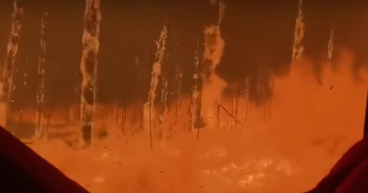 A legdurvább katasztrófafilmekben lát az ember olyat, ami Ausztráliában történik (VIDEÓ)