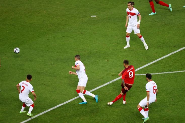 EURO-2020: Hármat rúgtak a svájciak Törökországnak