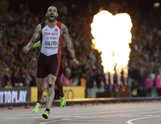 Atlétikai vb: Óriási meglepetés férfi 200 méteren
