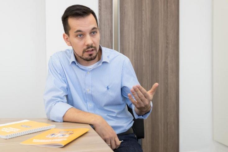 Juraj Šeliga feljelenti a belügyminisztériumot