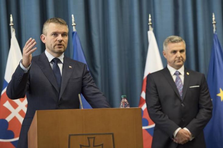 Pellegrini nem akarja Tibor Gašpart a Smer jelöltlistáján látni