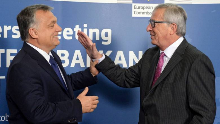 Sürgősen kés alá kell feküdnie az EU első emberének
