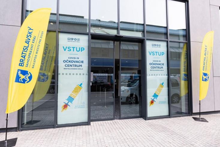 Soron kívül jutott vakcinához olvasónk Pozsonyban – mutatjuk, hogyan kapott ma oltást