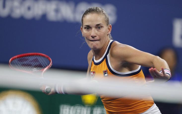 Adelaide-i tenisztorna - Babos Tímea svéd ellenfelét búcsúztatta