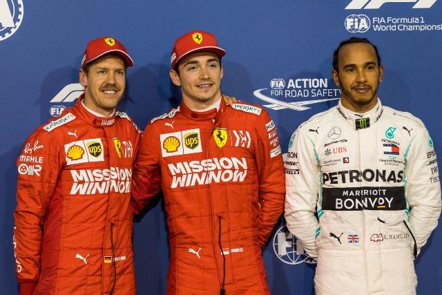 Bahreini Nagydíj - Charles Leclerc első pole pozíciója