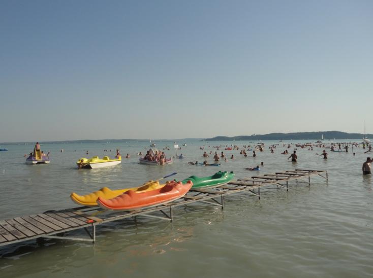 Tizenhárman fulladtak bele az idén a Balatonba