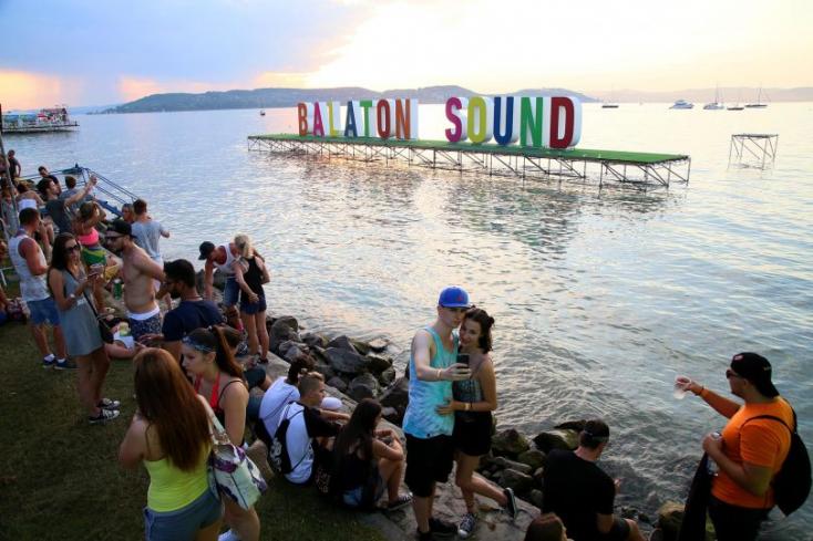 Balaton Sound: Látogatócsúcs dőlt meg