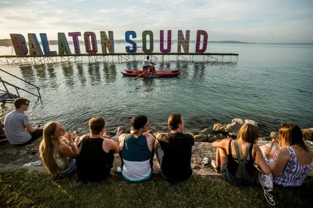 A Chainsmokers, Tiësto, G-Eazy, Rudimental is fellép az idei Balaton Soundon