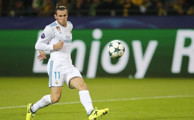 Bajnokok Ligája - Bale: a Real Madrid mindig Real Madrid marad