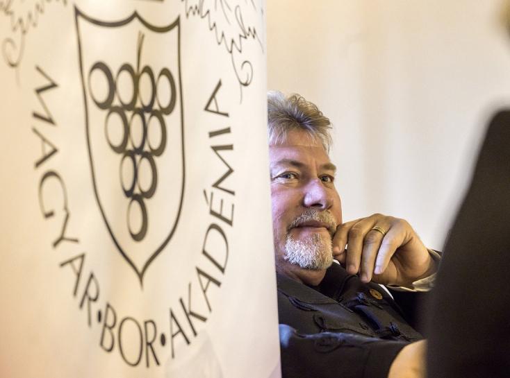 2018-ban az év bortermelője Balla Géza