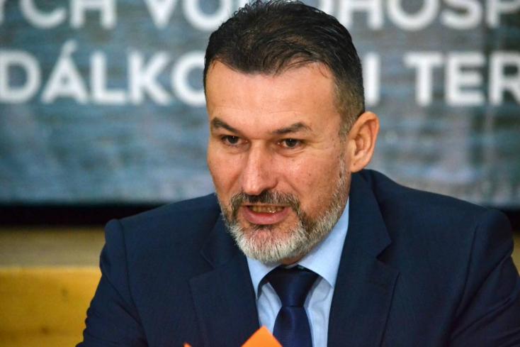 Balódi László lett a Híd dunaszerdahelyi járási elnöke