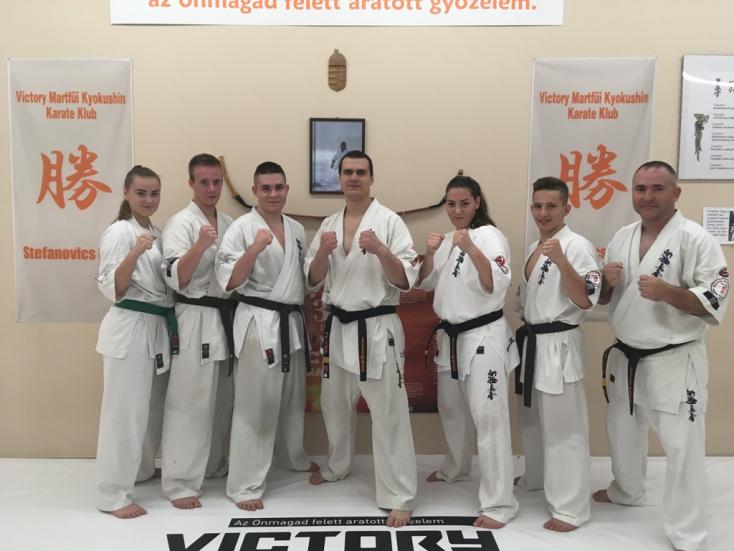 Mozgalmas héten vannak túl Seishin Karate Klub versenyzői és edzői