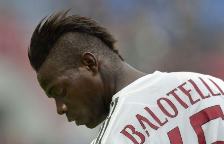 A Brescia szakított Mario Balotellivel