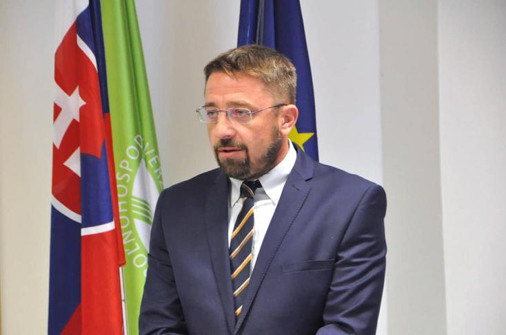 November 1-től Banai Tóth Pál lesz a komáromi járási hivatal elöljárója