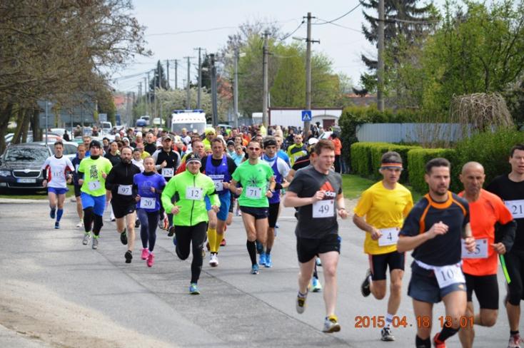 Diósförgepatonyban szombaton harminchatodszor rendezik a Barátság futóversenyt