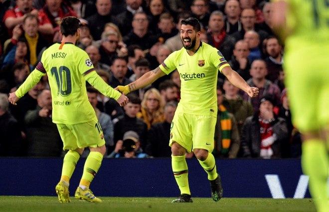 BL: Manchesterben nyert a Barcelona, Ajax-Juventus egál