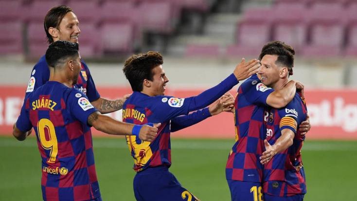 La Liga - Messi 700. góljasemvolt elég, hogy győzzön a Barcelona