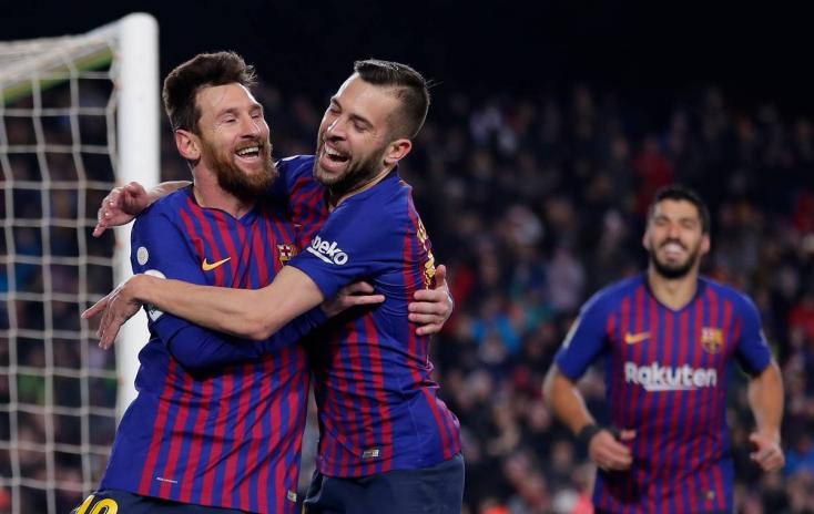 Jól hajrázott a Barcelona, rangadót nyert a Napoli (Videó)