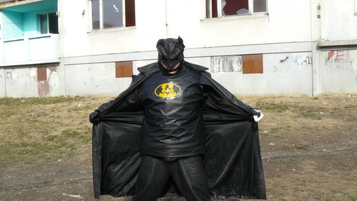 A szeveri Batman megint átállt a sötét oldalra