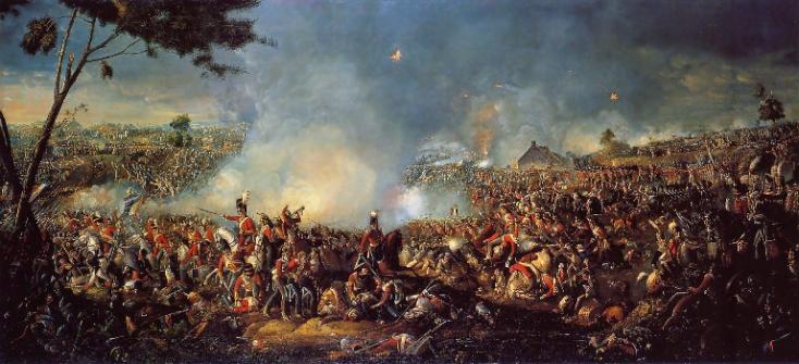 Eddig nem ismert összecsapásra utalnak a waterlooi csata helyszínén feltárt leletek