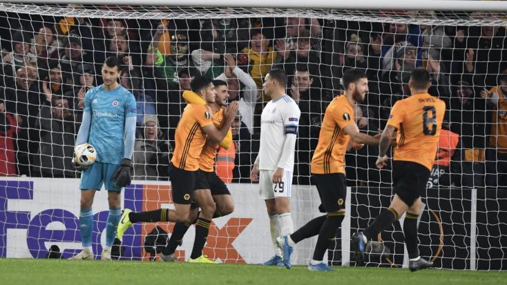Európa-liga – Alulmaradt a Slovan a Wolverhampton otthonában, hazai pályán döntetlenezett a Fradi