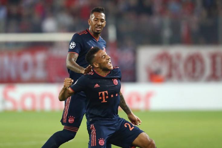 Bajnokok Ligája: Otthon fordított a Juventus és Manchester City, idegenben a Bayern München