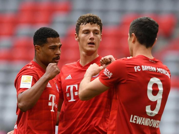 Bundesliga: Ötöst adott a Bayern a Düsseldorfnak