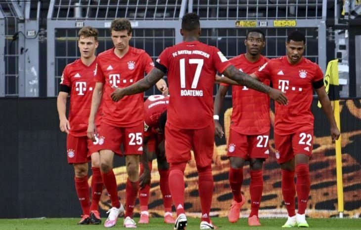 Hoeness szerint a Bayernnek jó esélye van a triplázásra
