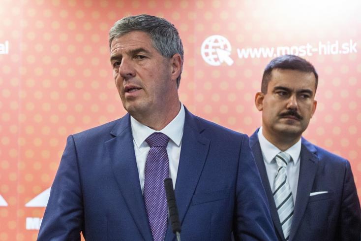 Bugár: a Híd választási pártot is létrehozhatna az MKP-val
