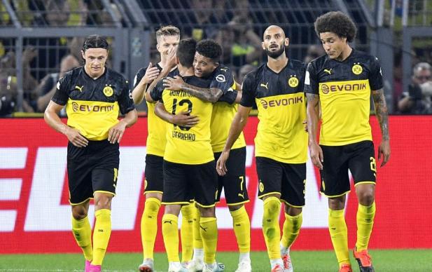 Bajnokok Ligája - Hozta a papírformát Prágában a Dortmund