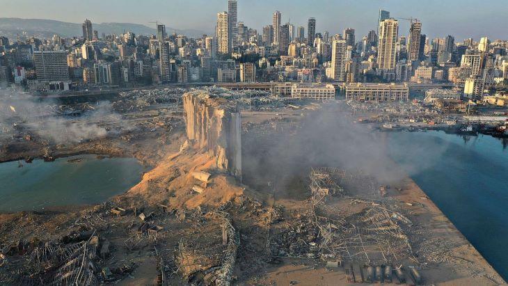 Külföldi munkások és sofőrök vannak a bejrúti robbanás halálos áldozatai között