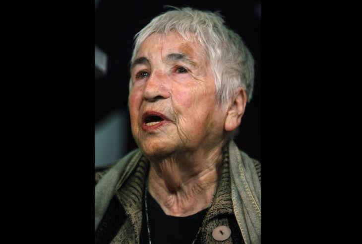 Meghalt Esther Bejarano, a holokauszt egyik leghíresebb túlélője
