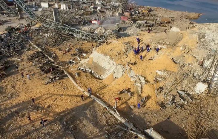 Bejrúti robbanás - Még mindig sok embert eltűntként tartanak nyilván