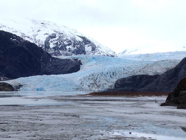 Gyorsabban olvadnak az alaszkai hegyi gleccserek, mint az elmúlt 400 évben