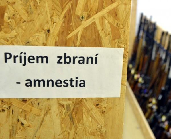 Andrej Kiska rábólintott a fegyveramnesztiára