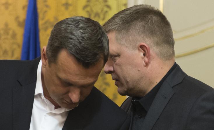 Ezért rágott be Andrej Danko a miniszterelnökre