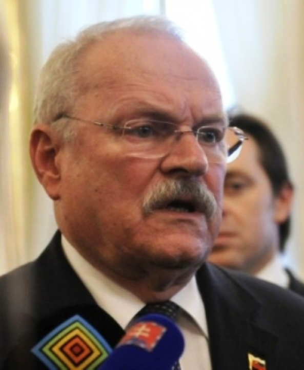 Gašparovič kezdeget: Kiskának nem kéne kifizetnie a kártérítést Čentéš számára!