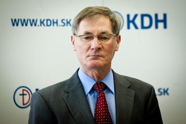 Elnökválasztás: Az SDKÚ elnöksége nemet mondott Pavol Hrušovský támogatására