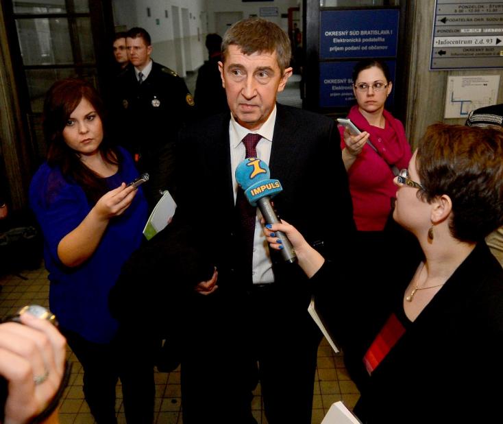 Jó éve volt a cseh kormánynak a 2014-es - a milliárdos Andrej Babiš lett a legnépszerűbb politikus
