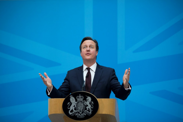 GLOBSEC: Pozsonyba jön David Cameron is