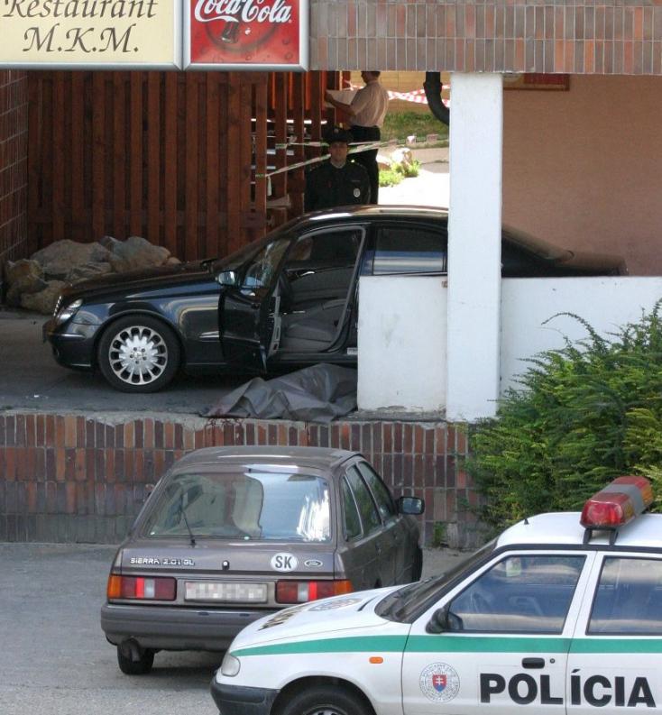 ALVILÁG: Már a bíróságon van a Čongrády feltételezett gyilkosai elleni vádemelési javaslat