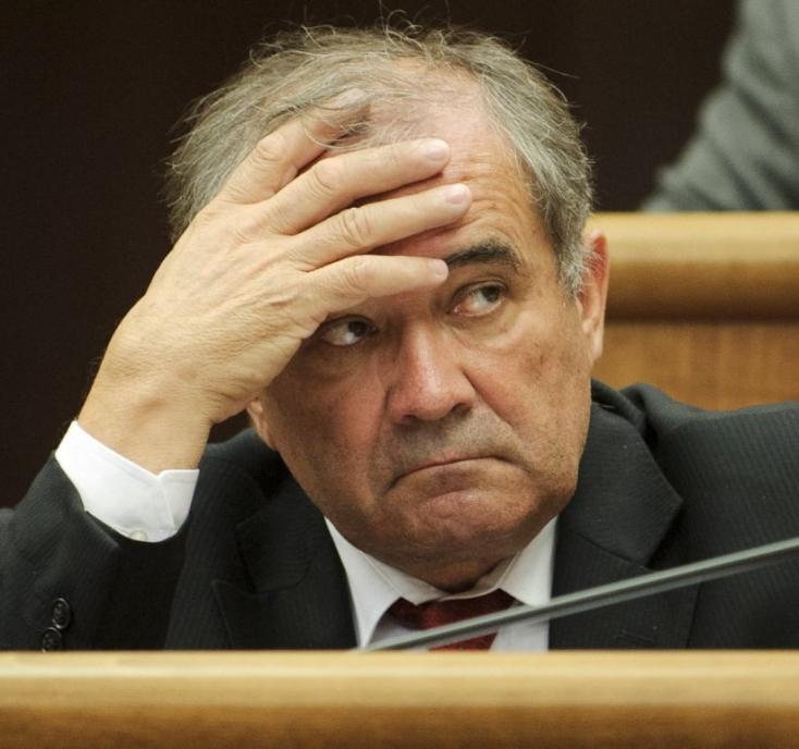 Parázs vita a parlamentben - Rasszista a Szociális Biztosító igazgatója?