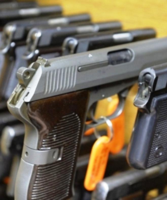 Harmadik fegyveramnesztia: Eddig 757 illegálisan tartott lőfegyvert adtak le