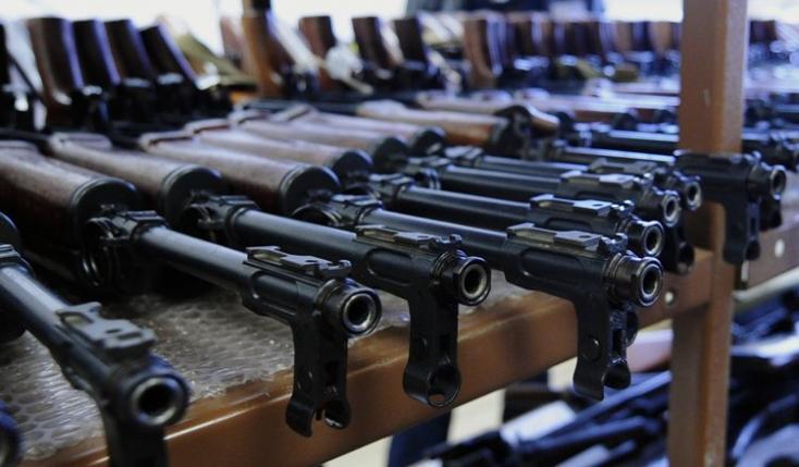 Karácsonyra megszabadulhatunk illegális lőfegyvereinktől